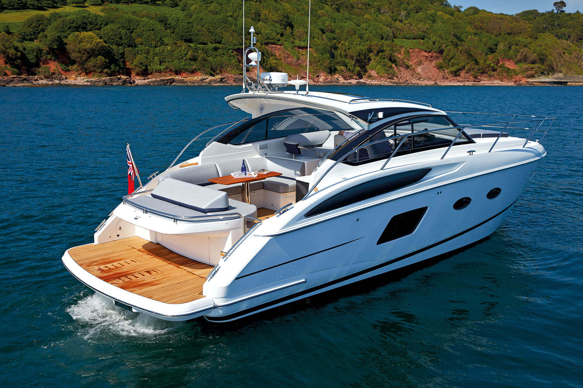 Boatshow In Lysekil Princess Yachts Sweden Denmark Norway