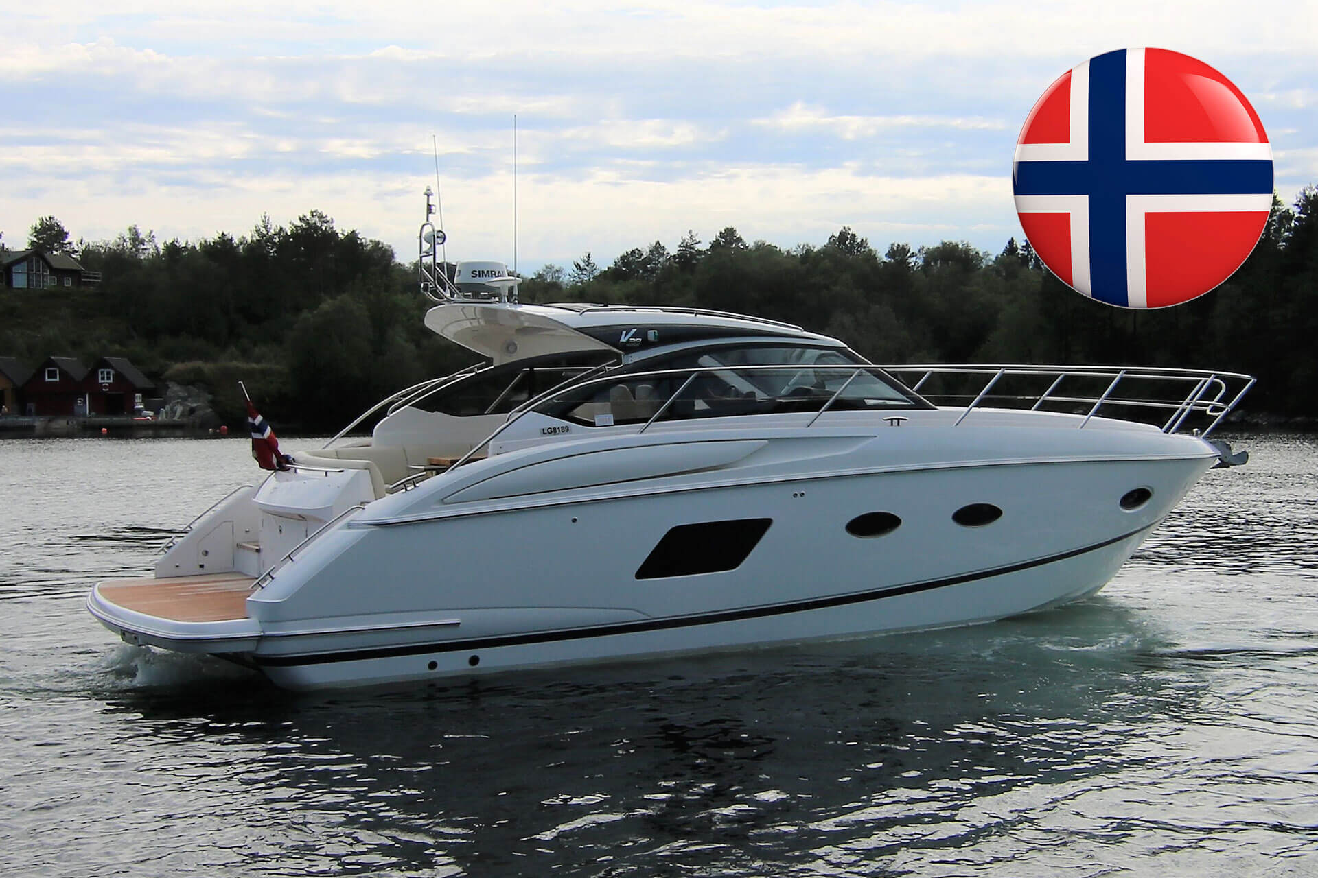 Batar Till Salu Princess Yachts Sweden Denmark Norway